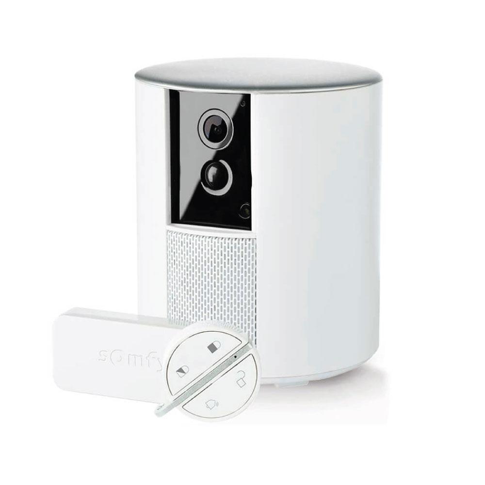 Somfy One + Smart Home Kamera